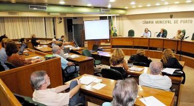 Fórum de Entidades  - 12/03/2008