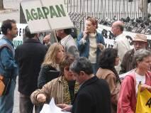 Manifestação na prefeitura