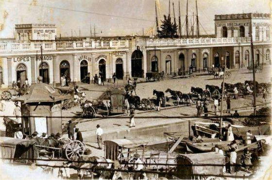 Mercado Público 1890