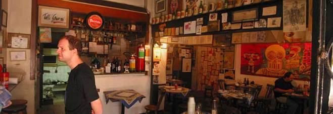 Bar do Nani/Viaduto Otávio Rocha - Centro