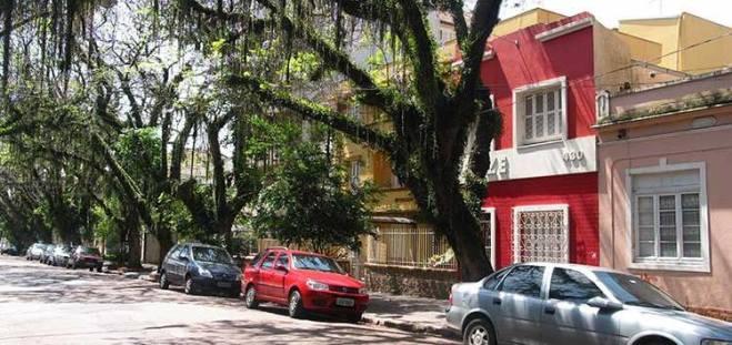 Rua Pelotas/bairro Floresta
