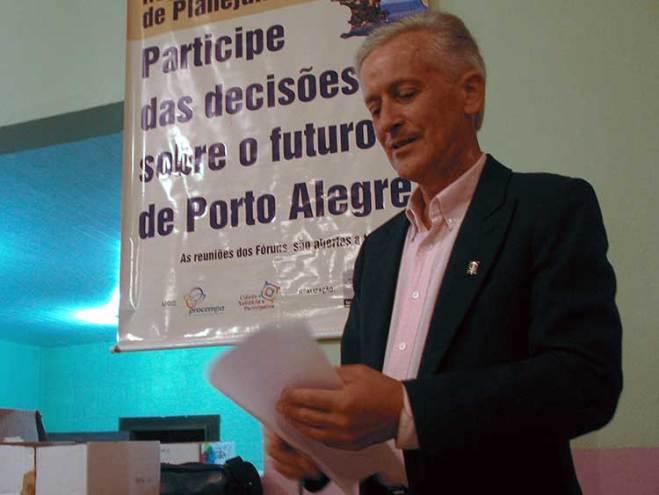 Eduíno foi reeleito como conselheiro da RP7