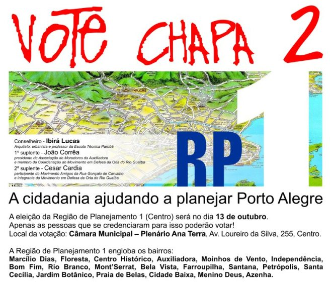 Chapa 2 na RGP1