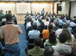 Para a RBS, Globo, Band, SBT e Record uma Audiência Pública que debate Código Ambiental não é notícia?