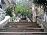 Escadaria da Rua João Manoel - próximo ao Palácio Piratini