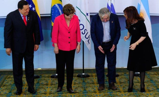 Os sapatos de Pepe Mujica
