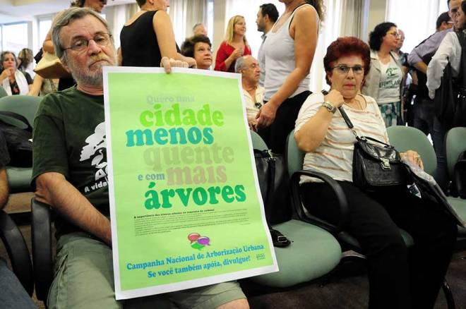 Reunião na COSMAM - Foto: Desirée Ferreira/CMPA