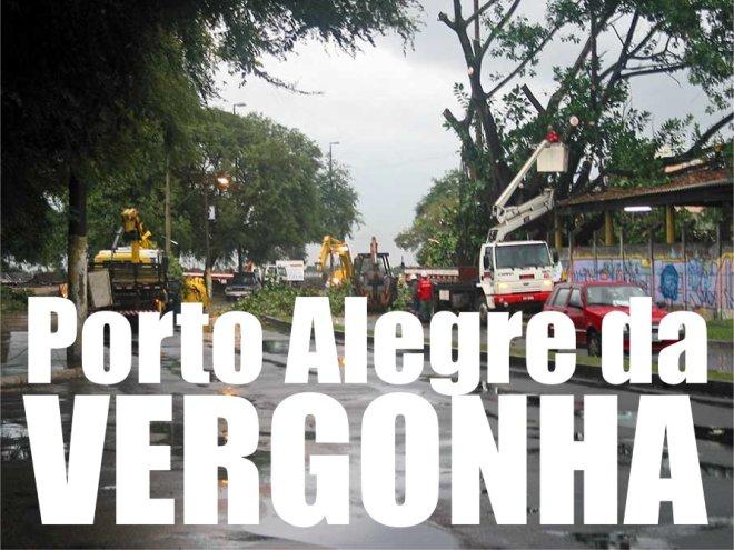 Porto Alegre da Vergonha