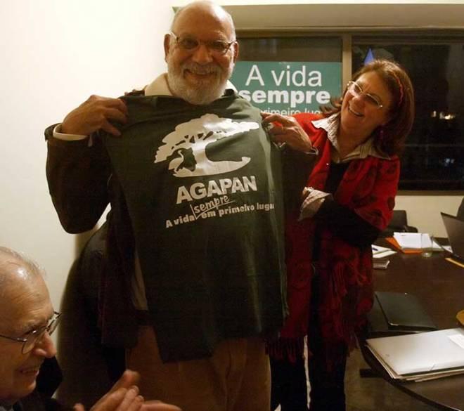 Alfredo Gui Ferreira, o novo presidente da mais antiga entidade ambientalista da América Latina.