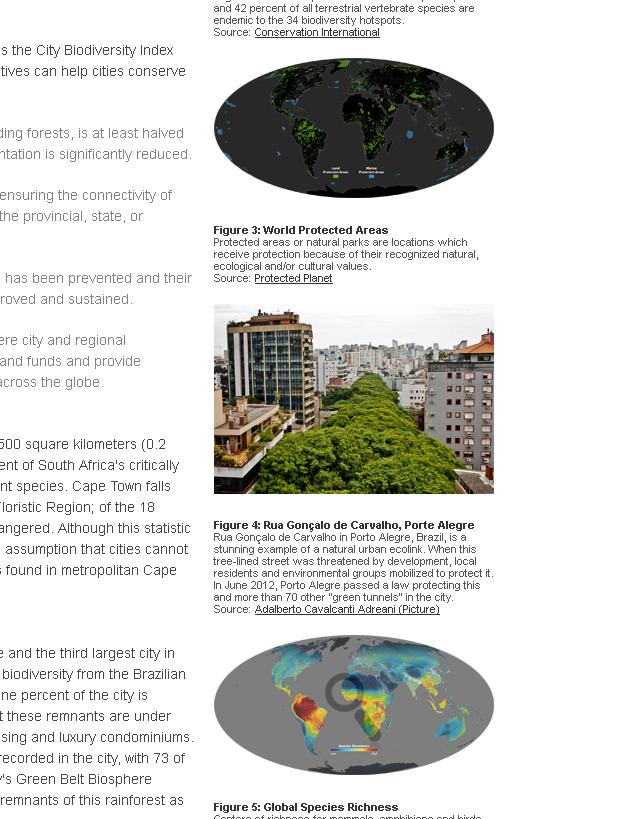 2013-10-06_Cities and Biodiversity Outlook project