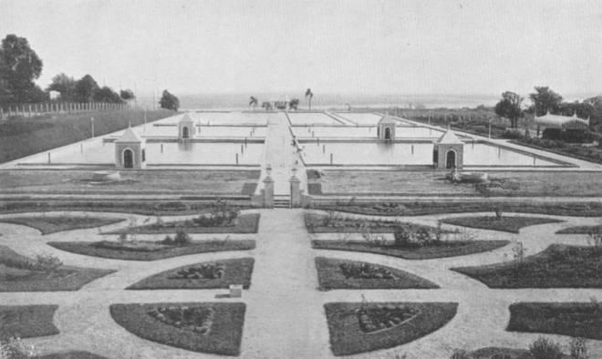 Reservatório Público de Água de Porto Alegre em 1913