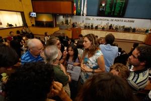Foi fundamental a presença dos ativistas - Foto: Antonio Paz/JC