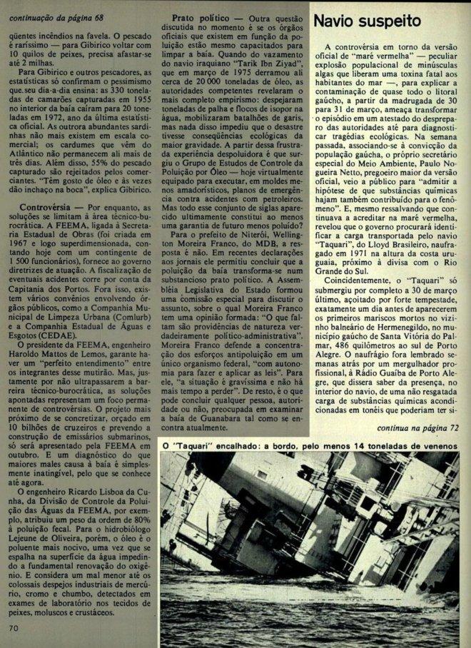 Revista Veja - 10 de maio de 1978- parte 1