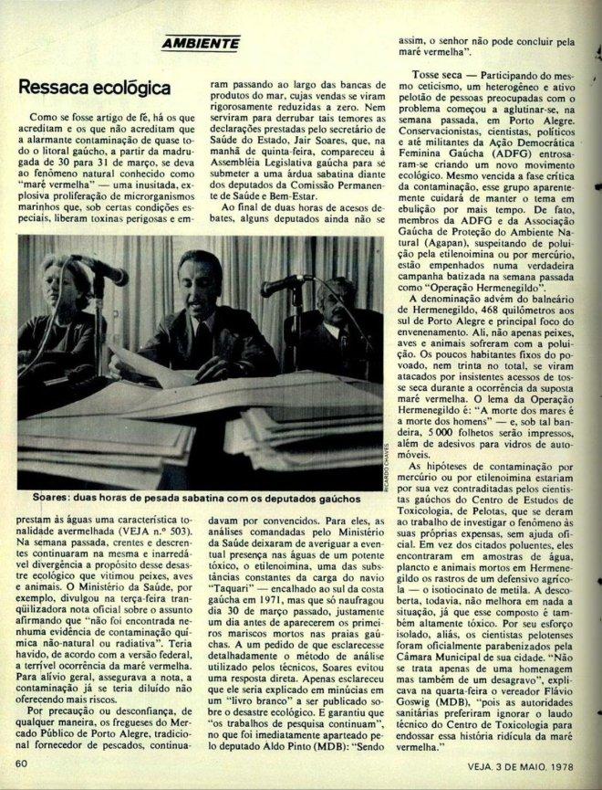 Revista Veja - 3 de maio de 1978 - 1